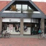 Außenansicht der Parfümerie Plassmann Jöllenbeck